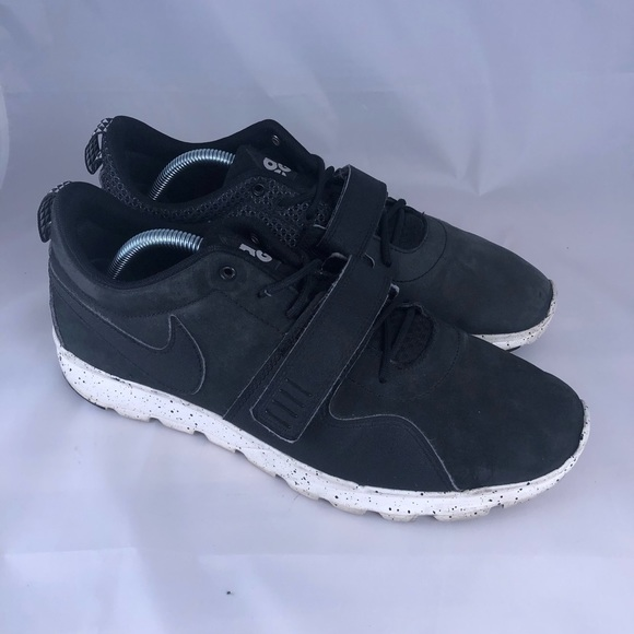 Nike SB Trainerendor Black Shoes